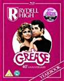 Grease 40th Anniversary Rydell Yearbook [Blu-ray]