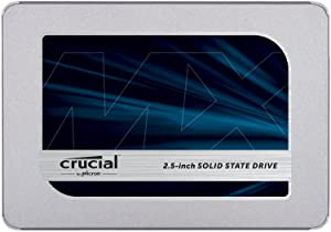 Crucial MX500 250GB 3D NAND SATA 2.5 Inch Internal SSD - CT250MX500SSD1