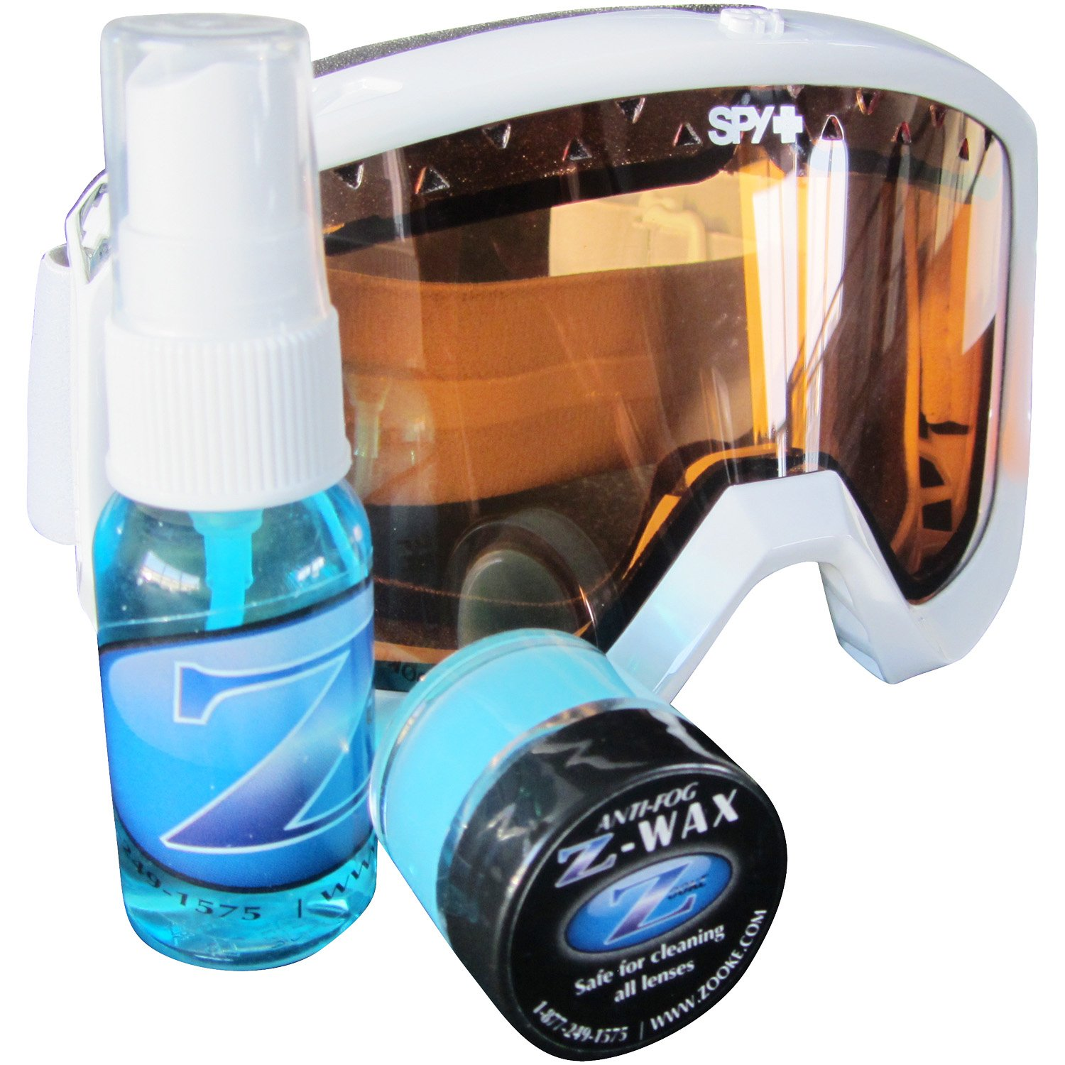 Amazon.com: Z-Combo Anti-Fog Cleaner Motorcycle Goggles ...