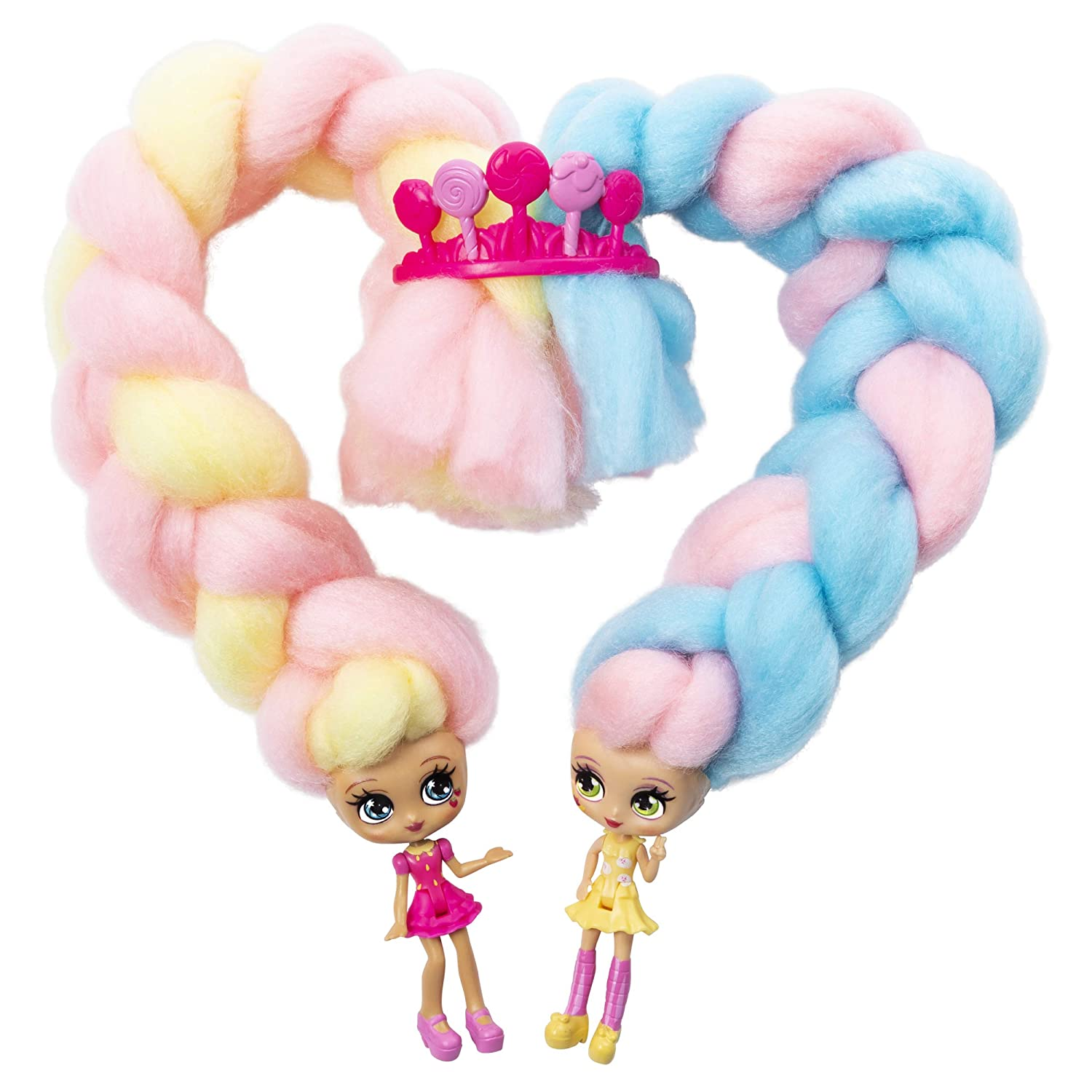 Styles May Vary - One Supplied Candylocks 6052312 BFF 2-Pack Doll Assortment