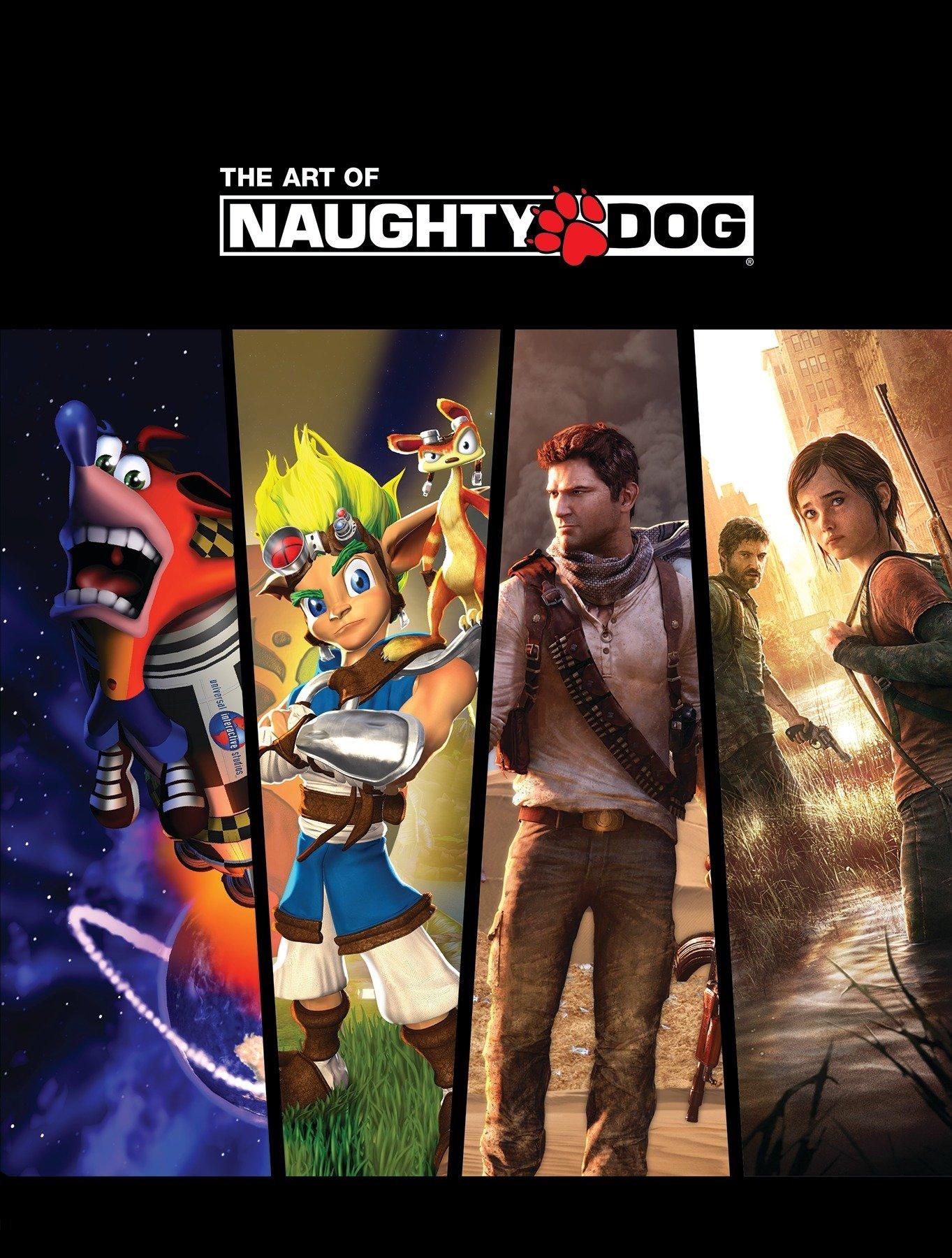 The Art of Naughty Dog pdf epub
