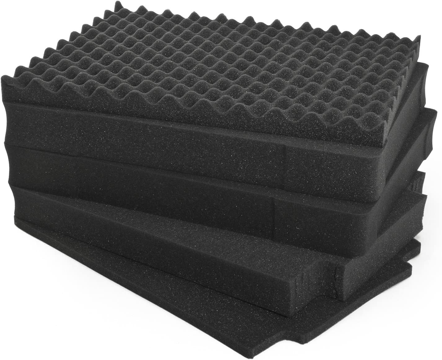 6 Part Foam Inserts for 960 Nanuk Case