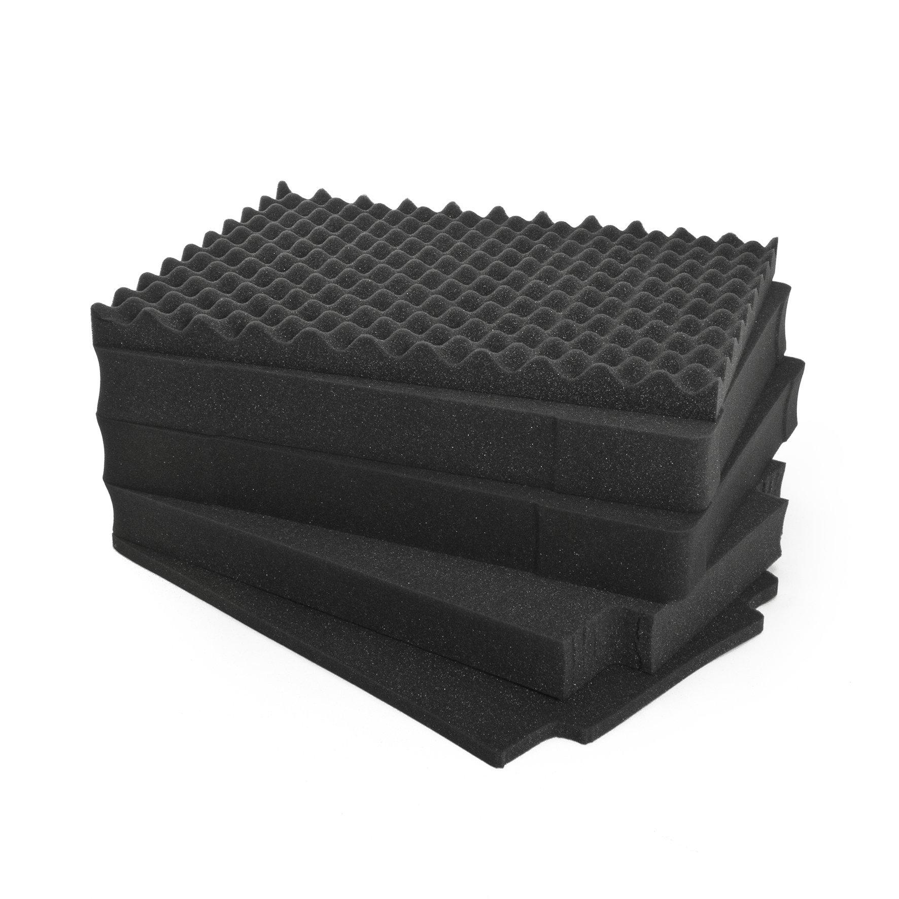 Foam inserts (6 part) for 960 Nanuk Case