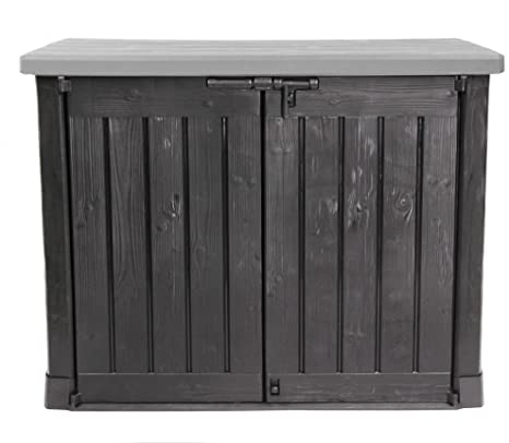 Ondis24 Keter Store it out MAX Jardín Caja schöner-wohnen24 Dispositivo Caja Caseta para contenedores