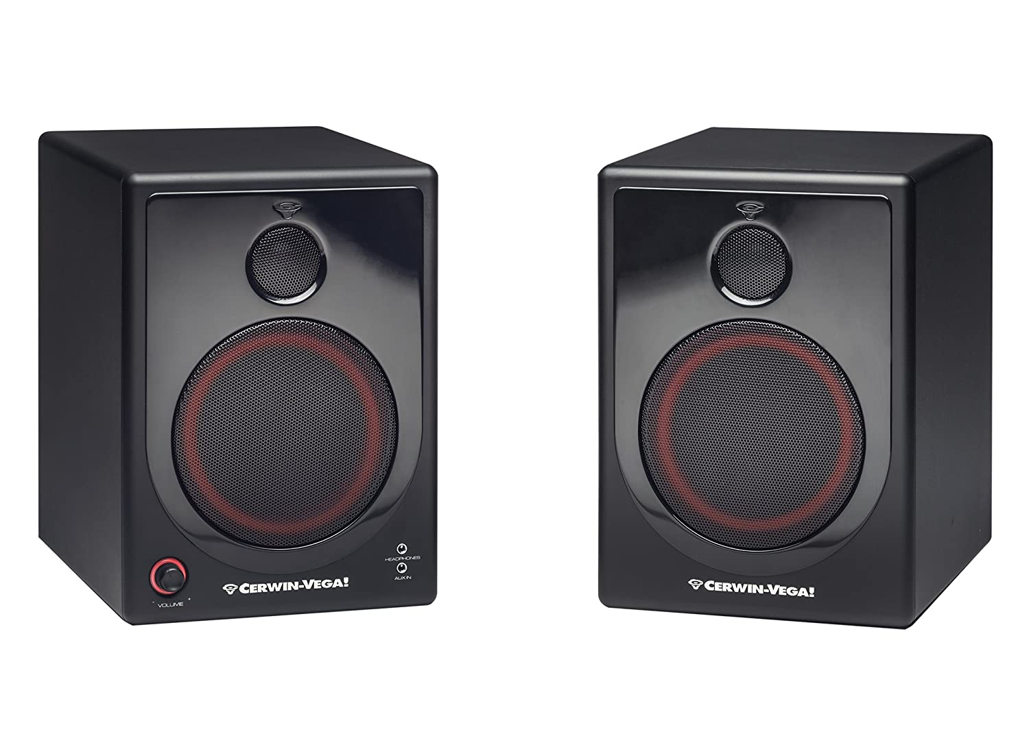 Cerwin Vega XD5NA Active Studio Monitors