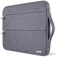 Voova 14-15.6 Pulgadas Funda para Portátil con Asa, Impermeable Maletín Ordenador Compatible con Macbook Pro 15/16…
