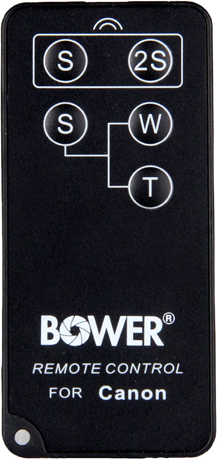 Bower RCC Infrared Remote Switch for Canon Digital Camera