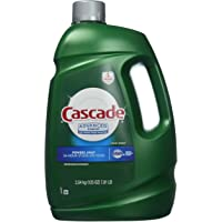 Cascade Advanced Power Liquid Machine Dishwasher Detergent with Dawn, 125-Fl. Oz, Plastic Bottle (125 Fl Oz)