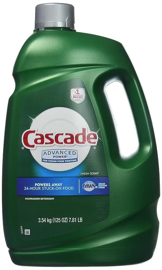 Amazon.com: Líquido detergente de máquina ...