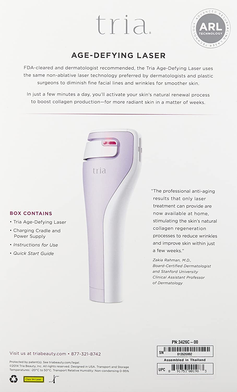 amazon com smoothbeauty laser fda cleared younger looking