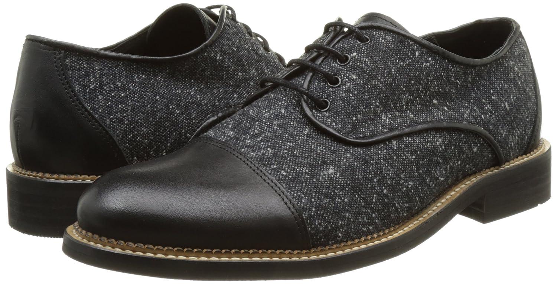 Shoe The Bear OX, Zapatos de Cordones Derby para Hombre, Marrón (130 Brown), 42 EU