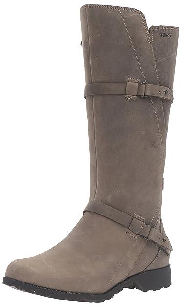 Teva Women's Delavina Boot, Gunsmoke, ...