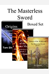 The Masterless Sword Boxed Set: Origins, The Rise of the Mastermage, Queen of the Wildwood Kindle Edition