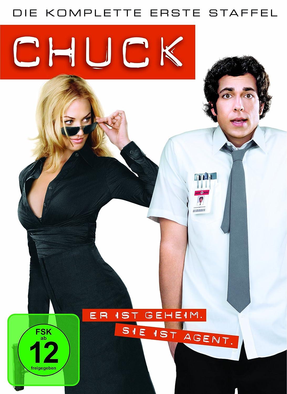 Chuck - Die komplette erste Staffel [Alemania] [DVD]: Amazon ...
