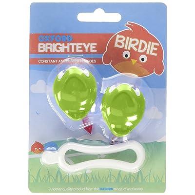 Oxford Enfant Bright Eye en silicone Birdie universel pour vélo set-Vert