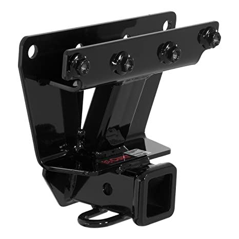 Amazon Com Curt 13251 Black 2 Class 3 Trailer Hitch Receiver For