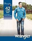 Wrangler Men's 20X Vintage Boot Cut