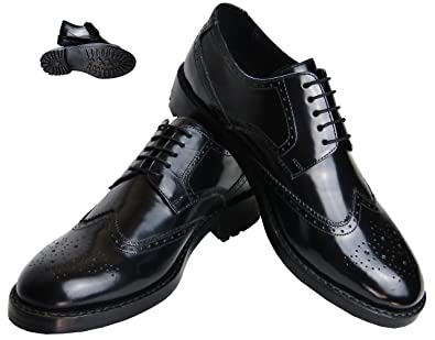 new photos f5a2d 52809 B.B.M.-Style handcrafted fine shoes Herrenschuhe Schwarz ...