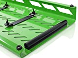 Gator Cases Aluminum Guitar Pedal Board with