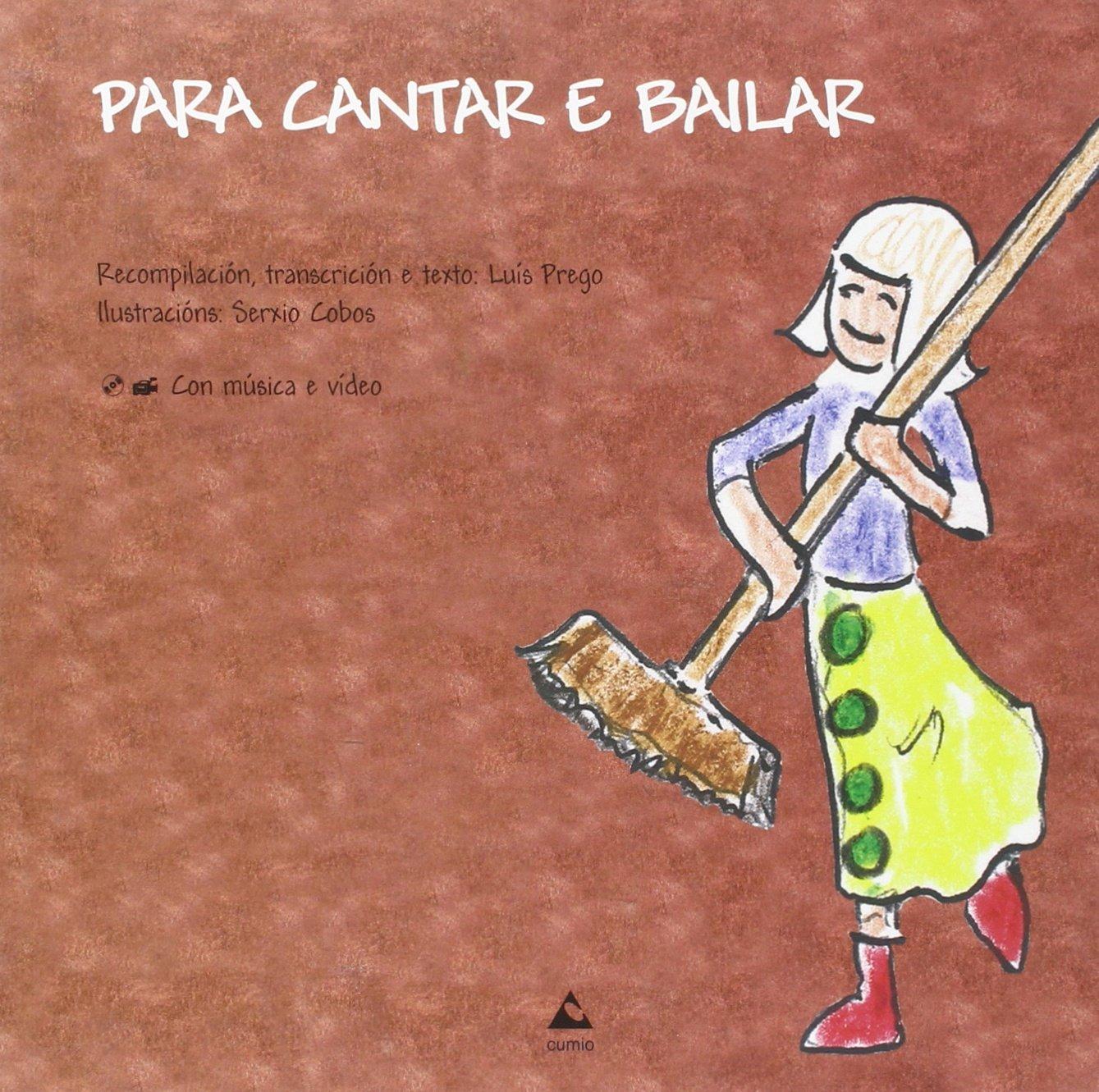 Para cantar e bailar (Infantil): Amazon.es: Prego Fernández, Luis ...