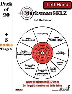 photo relating to Printable Pistol Correction Chart called : DOMAGRON 25 Back garden Gradual Fireplace Pistol Aim