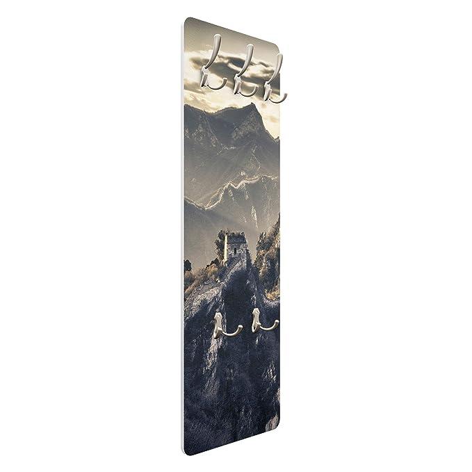 Perchero de diseño de la Gran muralla China 139 x 46 x 2 cm ...