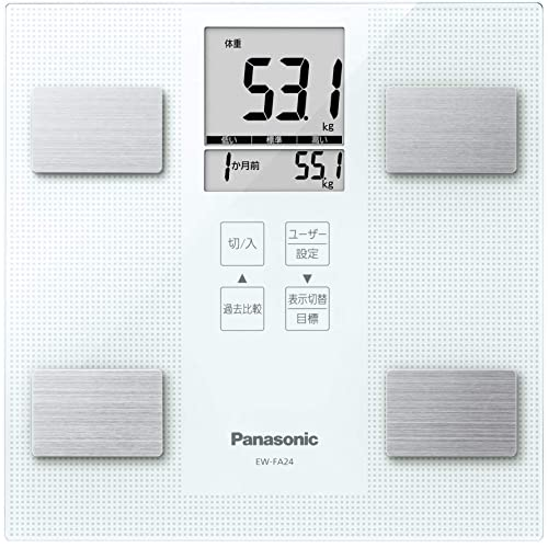 Panasonic 体組成バランス計 EW-FA24