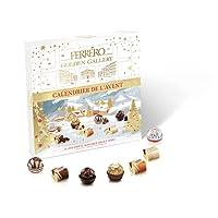 Ferrero Calendrier de l'Avent Golden Gallery/Ses 25 Recettes Uniques/Irrésistibles à Découvrir Jour Après Jour