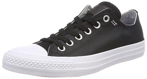 Converse Chuck Taylor CTAS Ox Textile, Chaussures de Fitness