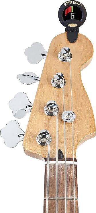 All Instrument Clip On Tuner   ST8 Snark ST-8 Super Tight Guitar ST 8
