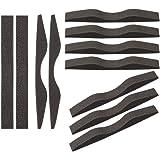 Microfiber Memory Foam Anti-Fog Nose Bridge Pads Self-Adhesive Protection Strip Seal Nose Cushion Sponge Nose Bridge…