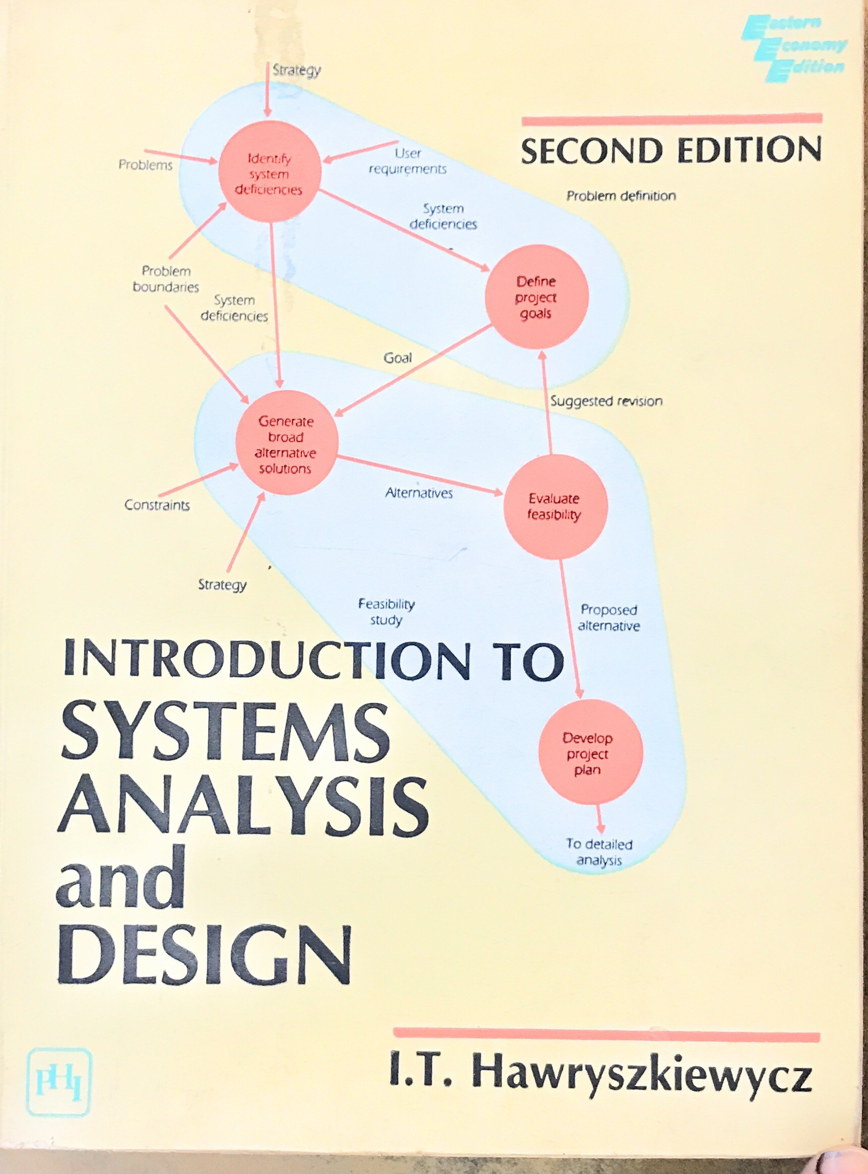 Amazon In Buy Introduction To Systems Analysis And Design 2nd Edi Used Old Book Book Online At Low Prices In India Introduction To Systems Analysis And Design 2nd Edi Used