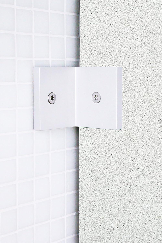 kemmlit Urinario separador Modena de HPL en colores clásicos., avergüenza – Inodoro de pared Hombre, con certificación TÜV: Amazon.es: Bricolaje y herramientas