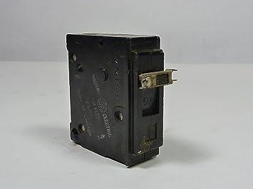 GE Type TQL-AC Circuit Breakers 1 Pole 20A 120//240V 3