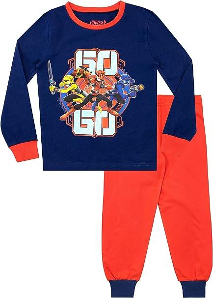 Power Rangers Boys Pajamas