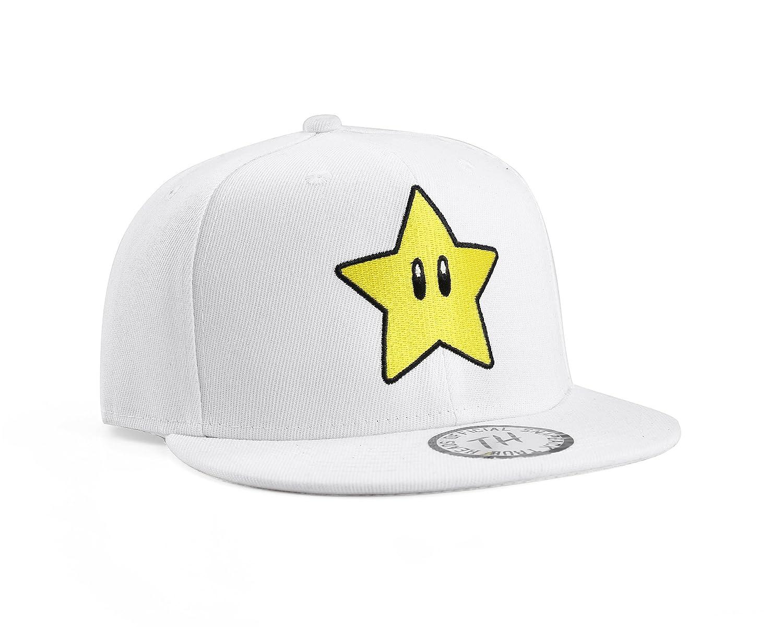 True Heads - Gorra de béisbol - para Hombre Blanco Star Talla ...