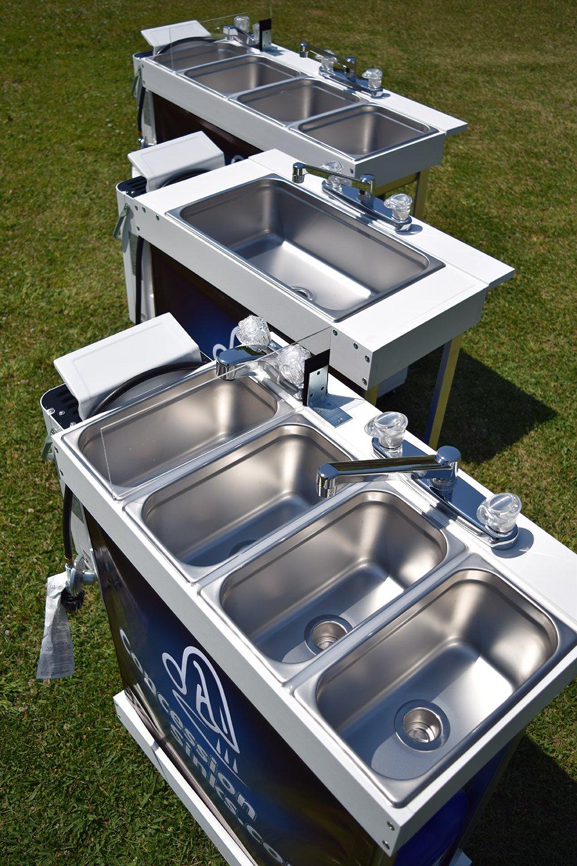 Amazon.com: Fregaderos de Concesión – Gran propano fregadero ...