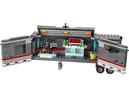Amazon.com: LEGO teenage mutant ninja turtles TMNT Big Rig ...