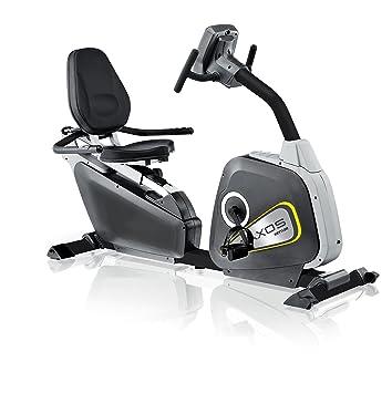 Kettler Premium Recumbent Exercise Bike Black
