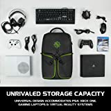 ENHANCE Universal Console Laptop Gaming Backpack