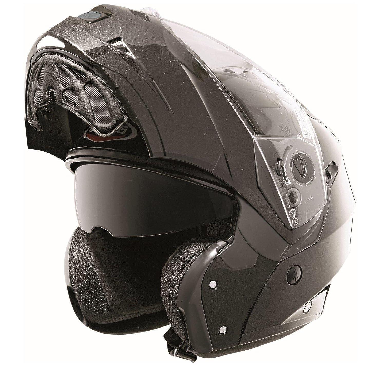 M Caberg Duke Adjustable Helmet Matt Black Size