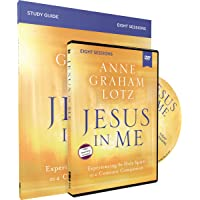 Jesus in Me Study Guide with DVD: Experiencing the Holy Spirit as a Constant Companion
