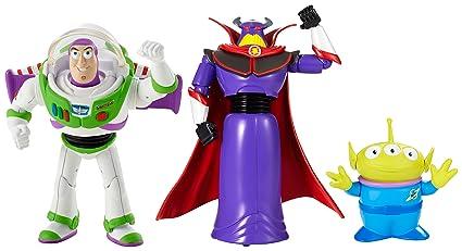Amazon Com Disney Pixar Toy Story 4 Basic Figures 1 3 Pack