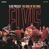 LP-ELVIS PRESLEY - THE KING IN THE RING -2LP-