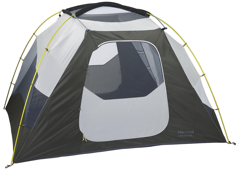 Amazon.com  Marmot Limestone 6 Persons Tent (Hatch/Dark Cedar One)  Family Tents  Sports u0026 Outdoors  sc 1 st  Amazon.com & Amazon.com : Marmot Limestone 6 Persons Tent (Hatch/Dark Cedar ...