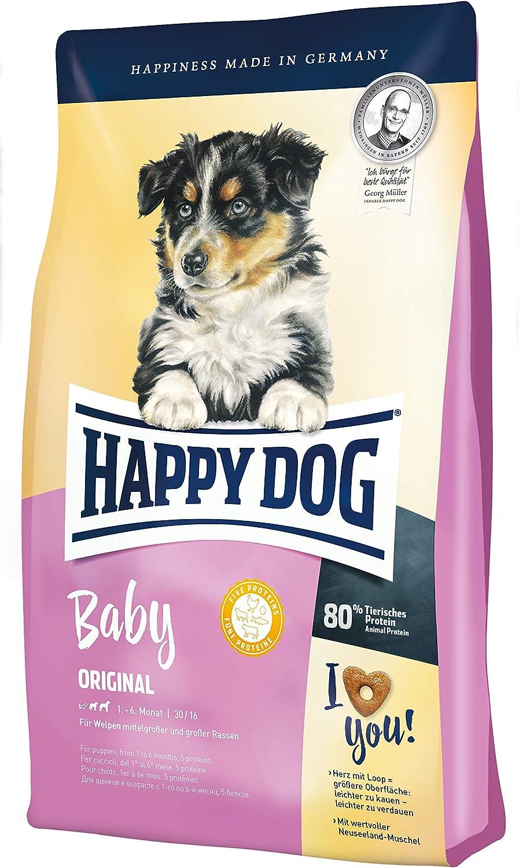 Happy Dog Baby Original Comida para Perros - 1000 gr