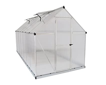 Amazon.com: Invernadero de Poly-Tex Nature, de 6 x 6 pies ...