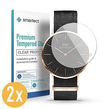 smartect Protector de Pantalla para Reloj Universal de ...