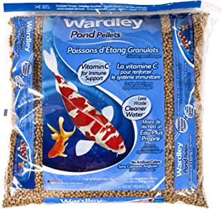 Wardley Pond Goldfish Food Pellets