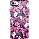 Speck Products Presidio Inked Cell Phone Case for iPhone 7 - FlowerEtch Pink Metallic/Magenta